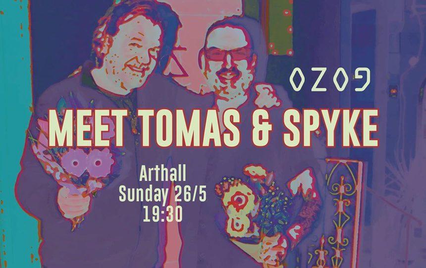 Meet Tomas & Spyke