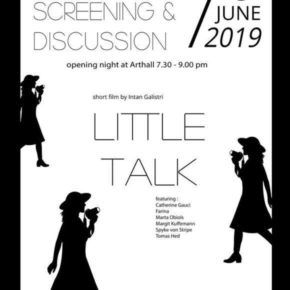 """Little talk"" short film by Intan Galistri"