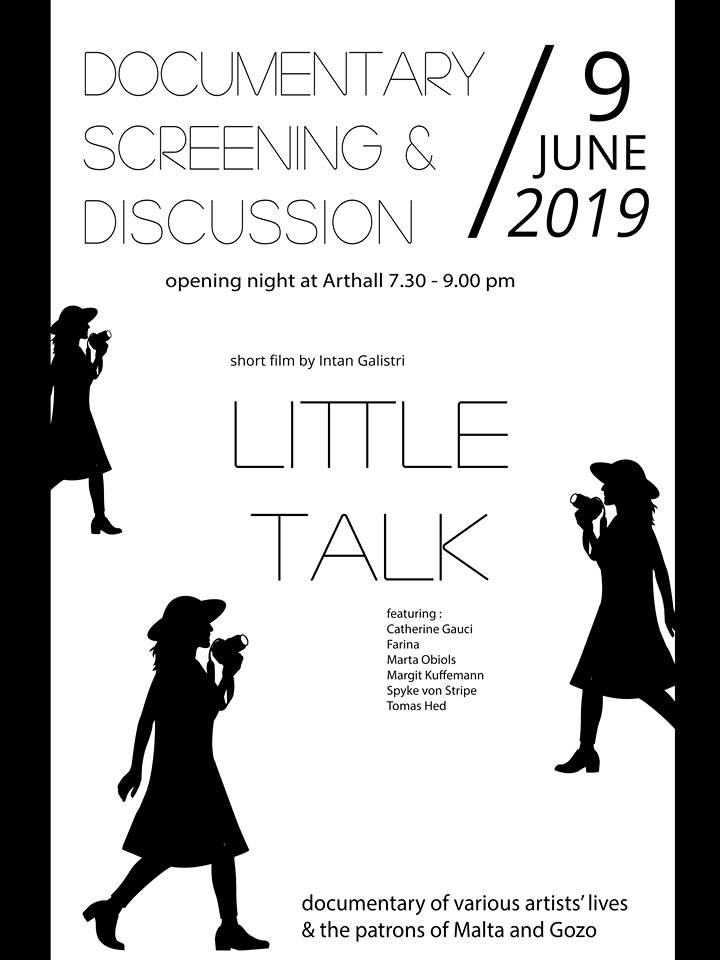 """Little talk"" short film by Intan Galistri"