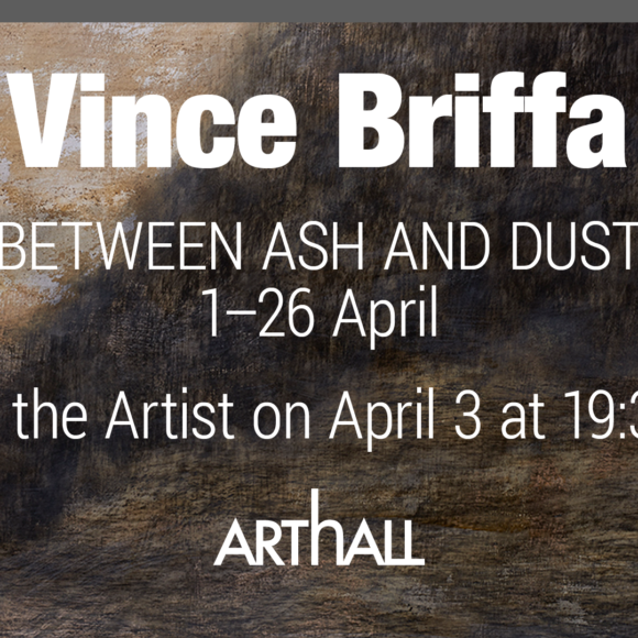Between Ash and Dust by Vince Briffa